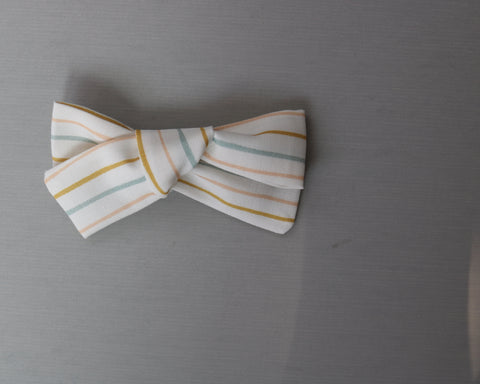 Classic Lines School Girl Bow