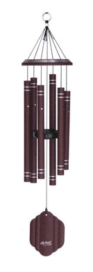 QMT Arabesque Garnet Windchime 29
