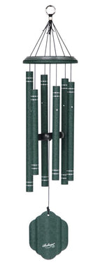 QMT Arabesque Emerald Windchime 29