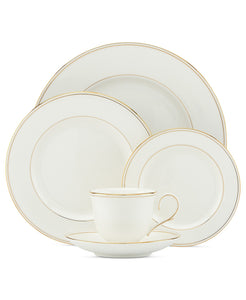 Lenox Federal Gold 5 pc Place Setting