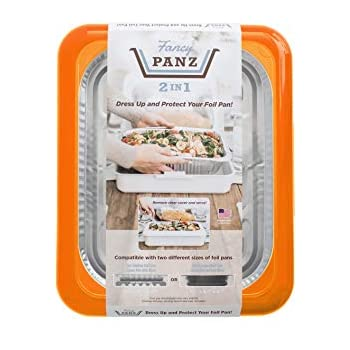 Fancy Panz, 2 in 1 Orange