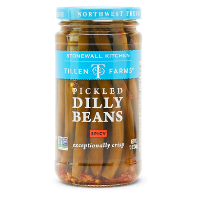 Stonewall Kitchen Pickled Dilly Beans, Spicy