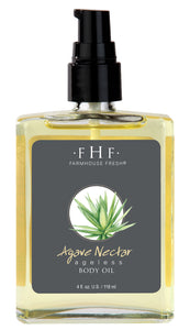 FHF Body Oil, Agave Nectar