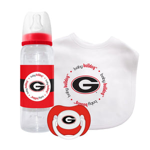 Baby Fanatic, 3pc UGA Gift Set