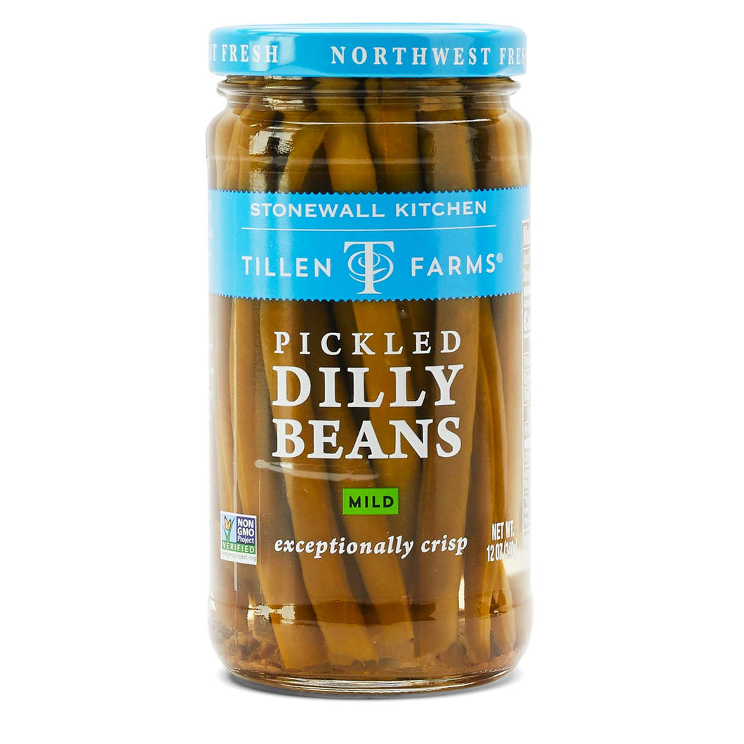 Stonewall Kitchen Pickled Dilly Beans, Mild