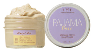 FHF Mask, Pajama Paste Soothing Mask