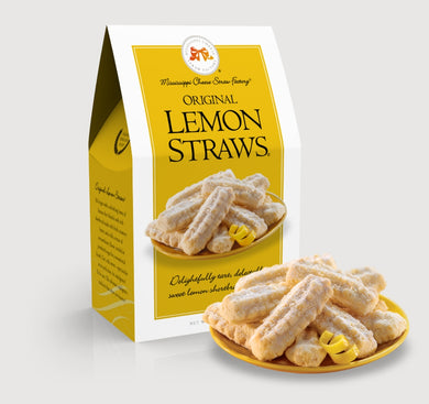 MCSF - Lemon Straw, 6.5 oz Box
