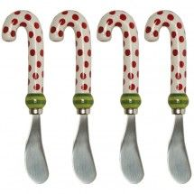 MB Christmas Spreaders, set of 4