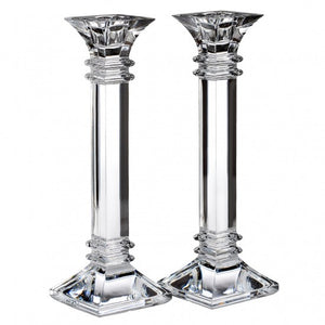 "Waterford Treviso 10"" Candlestick (sold individually)"