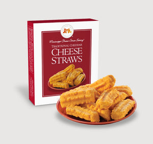 MCSF - Original Cheese Straw, 1 oz Box