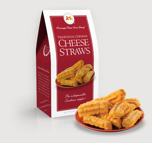 MCSF - Original Cheese Straw, 3.5 oz Box