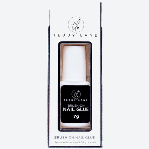 Brush-on Nail Glue - Teddy Lane