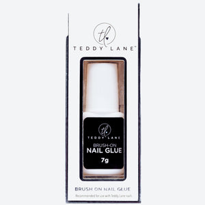 Brush-on Nail Glue