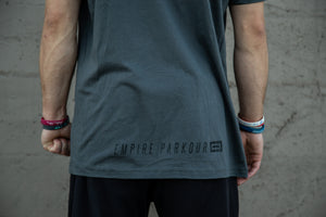 Stride Classic T-Shirt (Dark Grey)
