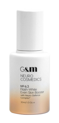 GINGER&ME No. 6.3 Flash White Even Skin Booster