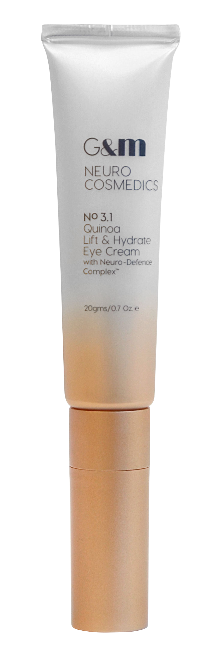 GINGER&ME No. 3.1 Quinoa Lift & Hydrate Eye Cream
