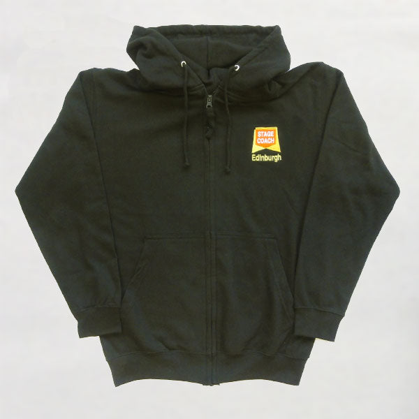 SPA EDINBURGH - Adult Full Zip Hoodie