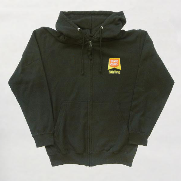 SPA STIRLING - Adult Full Zip Hoodie