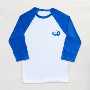 SSC - Contrast Sleeve Tshirt - Royal Blue