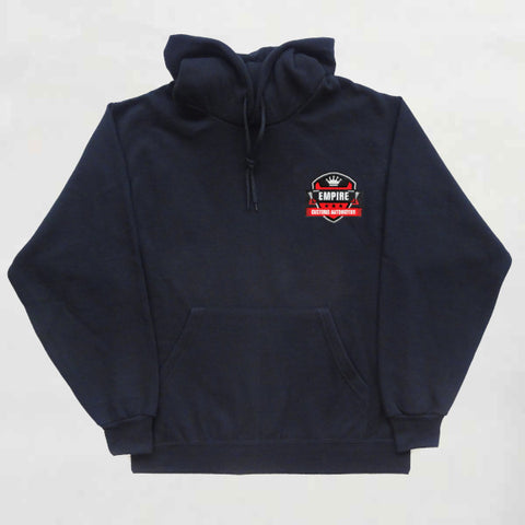 Empire Customs Automotive - Black Hooded Sweatshirt
