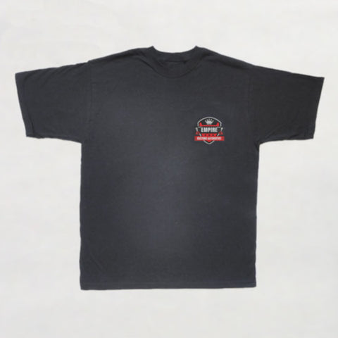 Empire Customs Automotive - T-Shirt Black