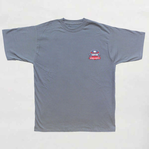 Empire Customs Automotive - T-Shirt Grey