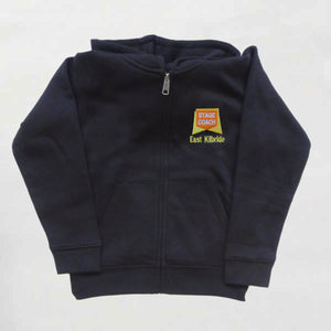 SPA EAST KILBRIDE - Full Zip Childrens Hoodie