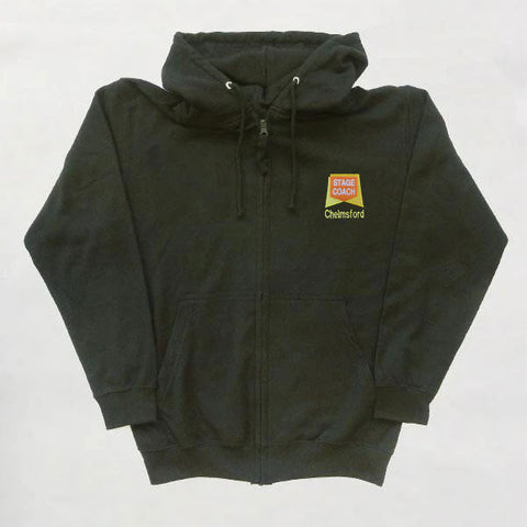 SPA CHELMSFORD - Full Zip Adults Hoodie