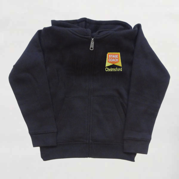 SPA CHELMSFORD - Full Zip Childrens Hoodie