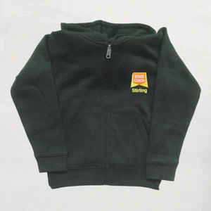 SPA STIRLING - Childrens Full Zip Hoodie