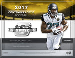2017 Contenders Optic Football 10 Box Inner Case PYT Break #6