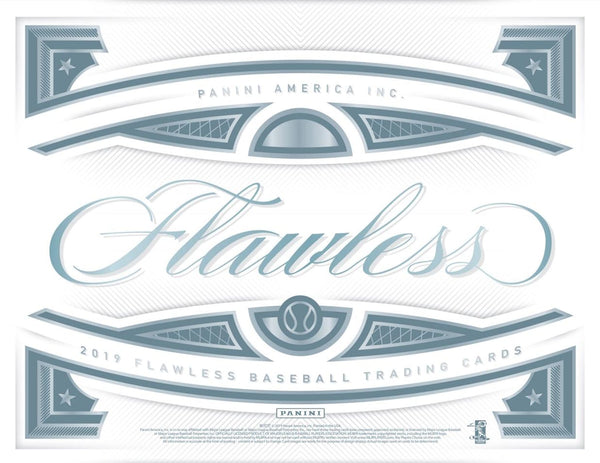 2019 Flawless Baseball 2 Box Case PYT Break #3