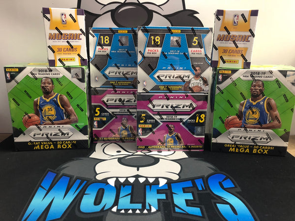 Multi Year Prizm Basketball 8 Box Random Team Break #5 - BREAKS ON SUNDAY FOR SURE!