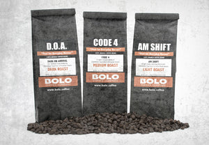BOLO.coffee is LIVE!