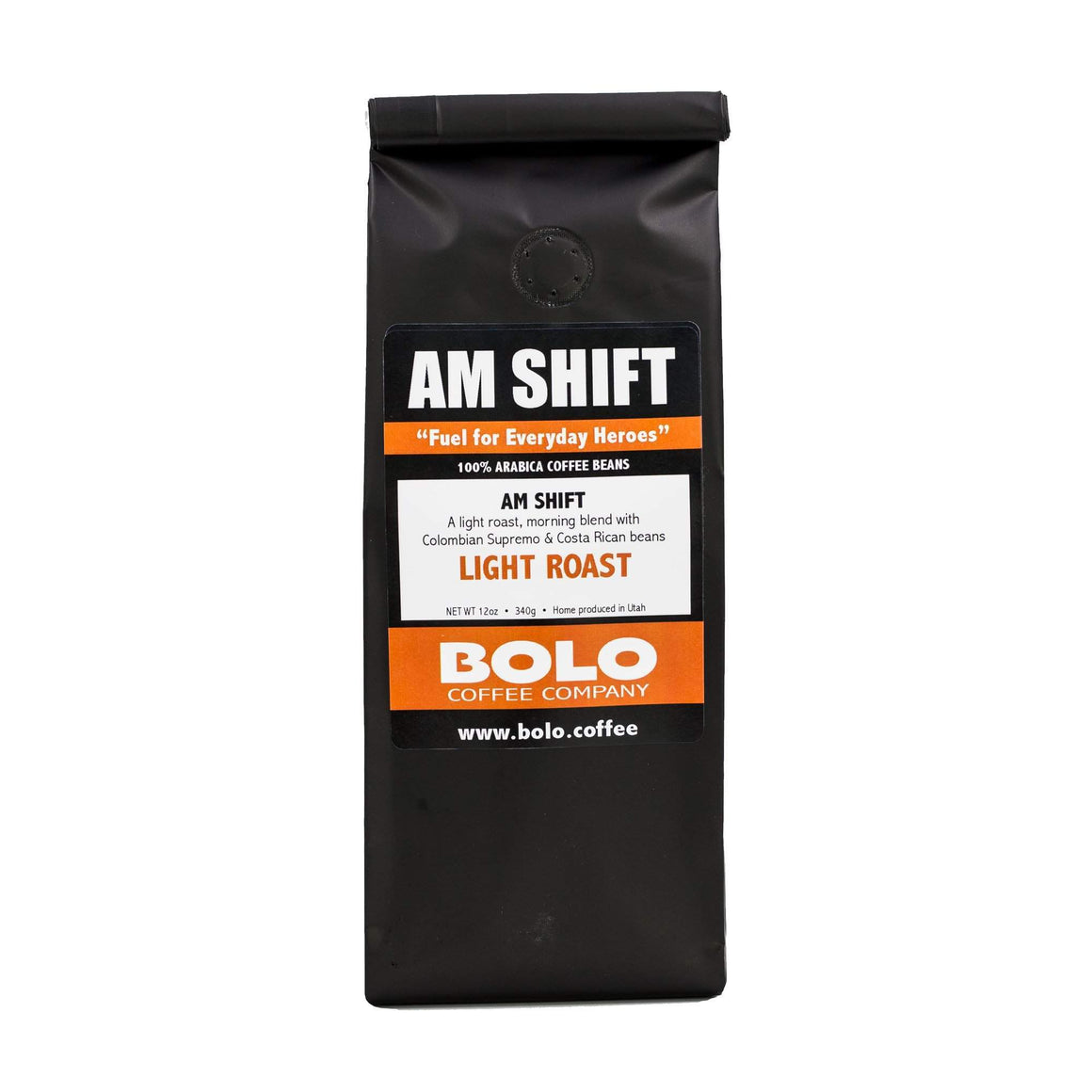 AM SHIFT COFFEE ROAST - BOLO Coffee