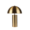 Gold Modern Dome Lamp