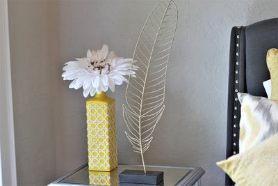 Feather Sculpture