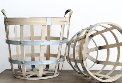 Bamboo Basket Set