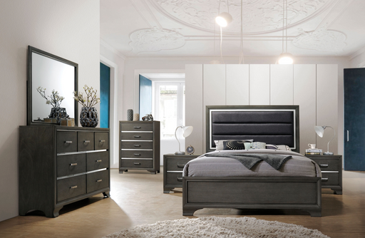 Carine II Bedroom Collection