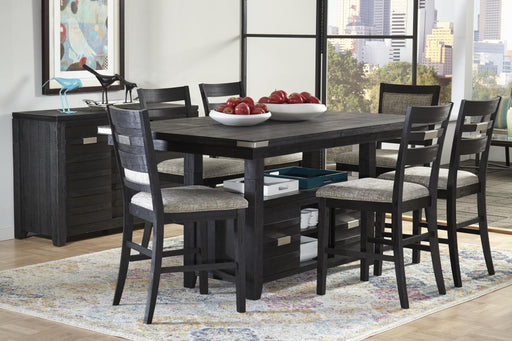 Altamonte 7 Pc. Counter Height Dining Set