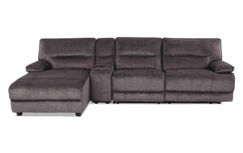 Pacifica 4 Pc. Power Reclining Sectional