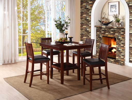 Galena 5 Pc. Counter Height Dining Set