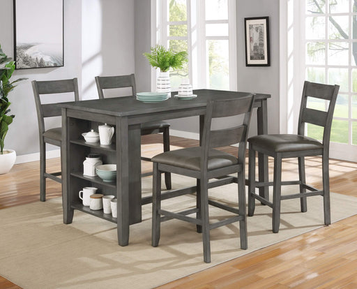 7838/7848 5 Pc. Counter Height Dining Set