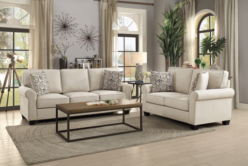 Selkirk Sand Living Room Collection