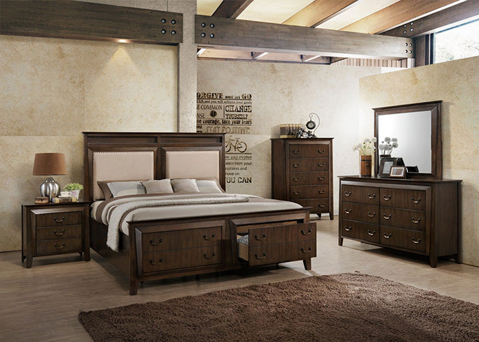 Adalynn Storage Bedroom Collection - Clearance