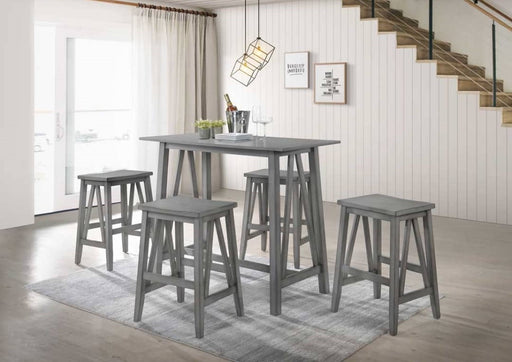 Ashby 5 Pc. Counter Height Dining Set