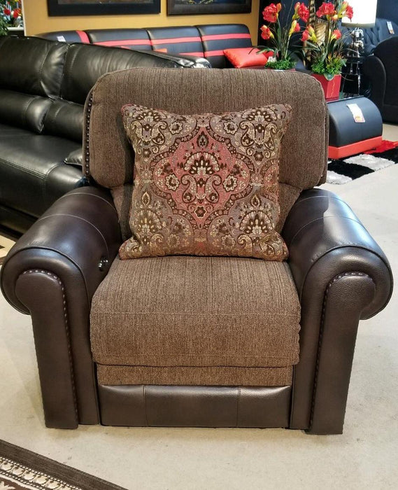 Auburn Power Recliner