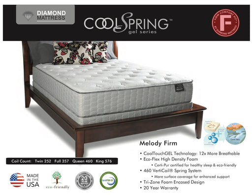 Melody Firm - CoolSpring Gel