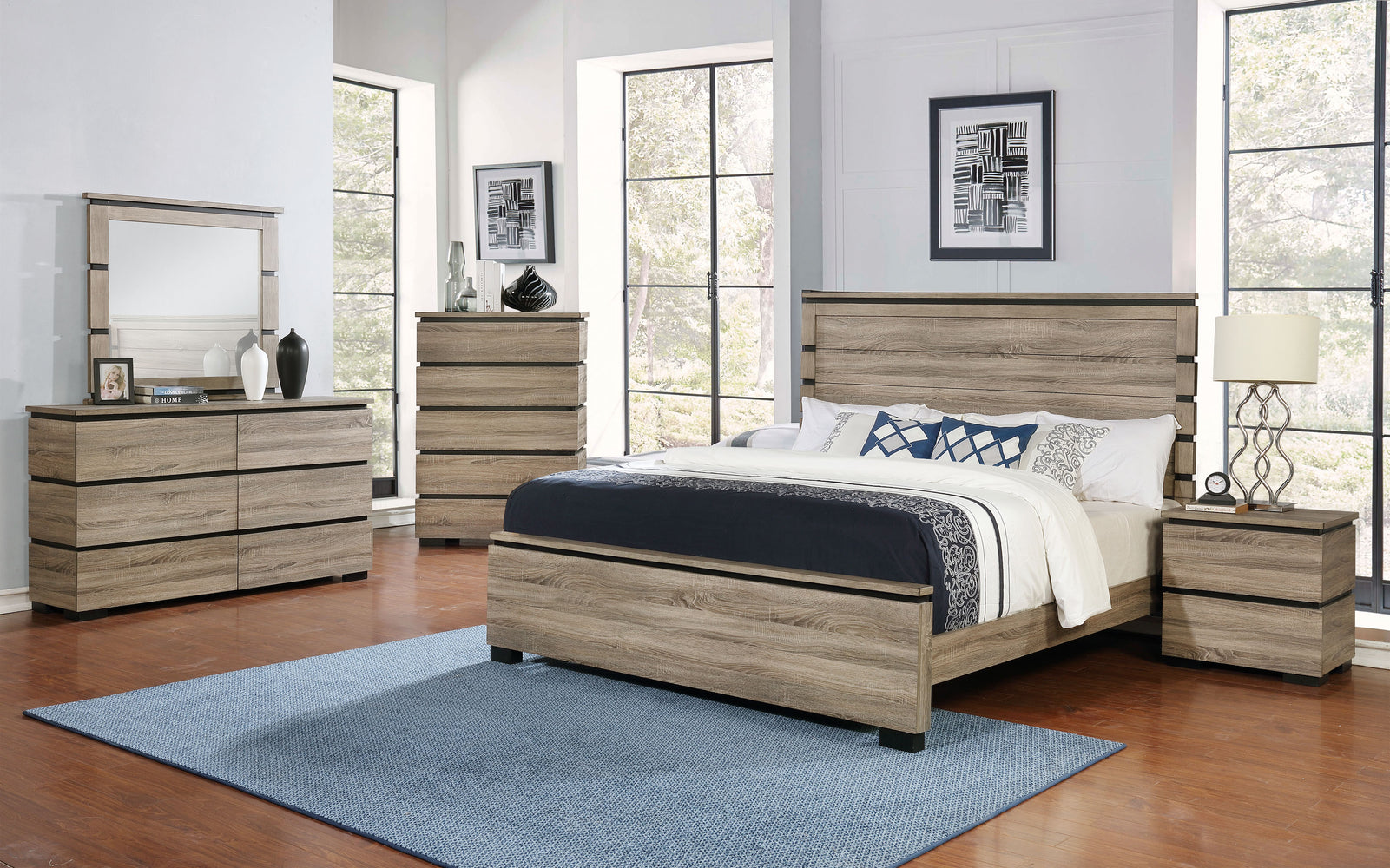 Cypress Bedroom Collection