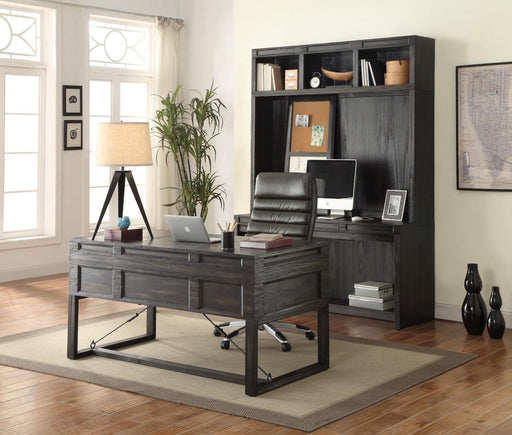 "Hudson 60"" Writing Desk with Power Center"